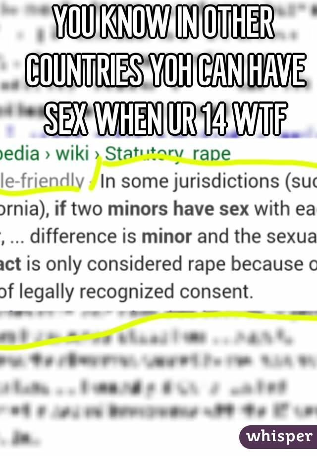 Can have i sex when