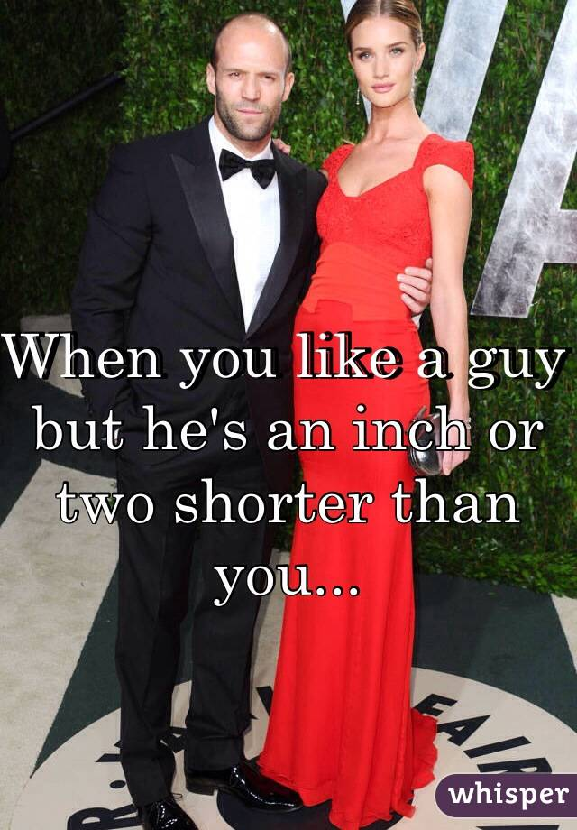 Dating Someone Who Is Shorter Than You