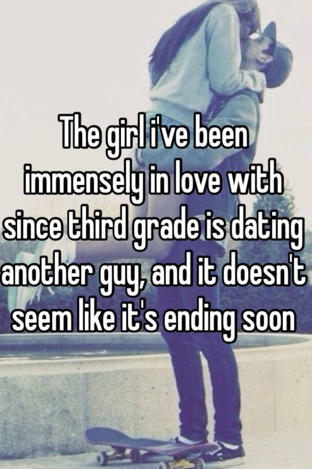 Studies Dating I The Guy Love Is Girl Another the first