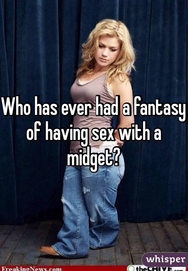Free midget sex
