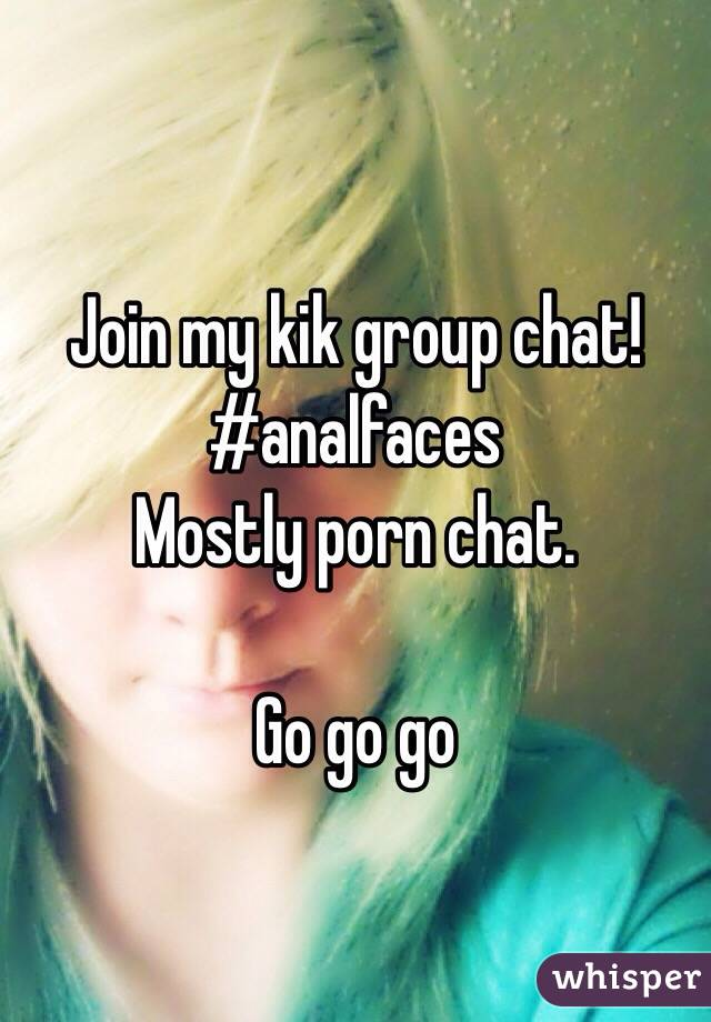 Kik porn groups