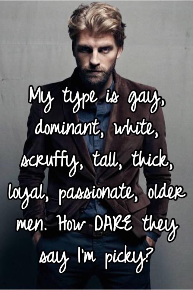 Dominant gay men