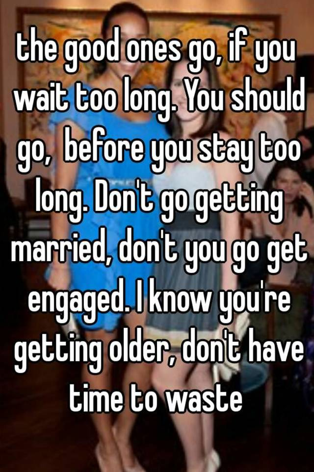 How Long Should You Wait To Get Engaged
