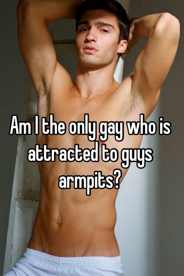 Gay arm pits