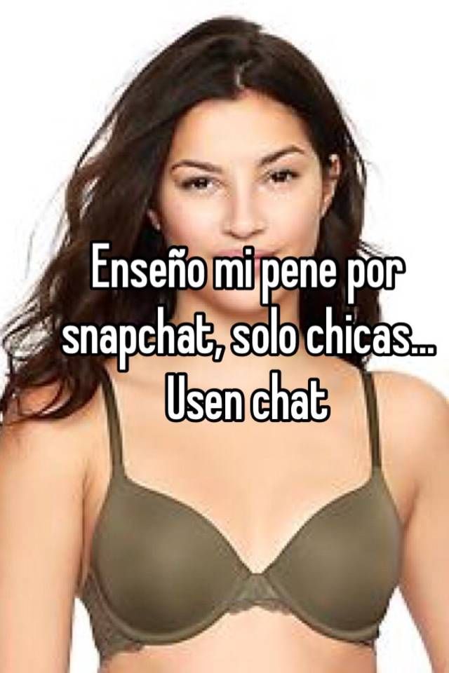 chat solo chicas