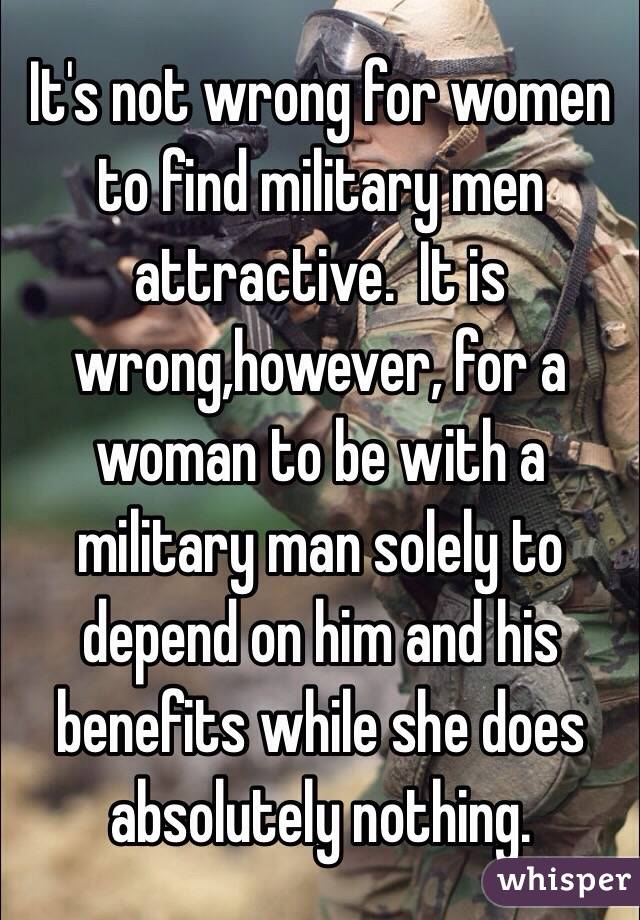 Find a military man