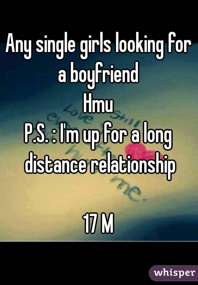 girls looking for relationship
