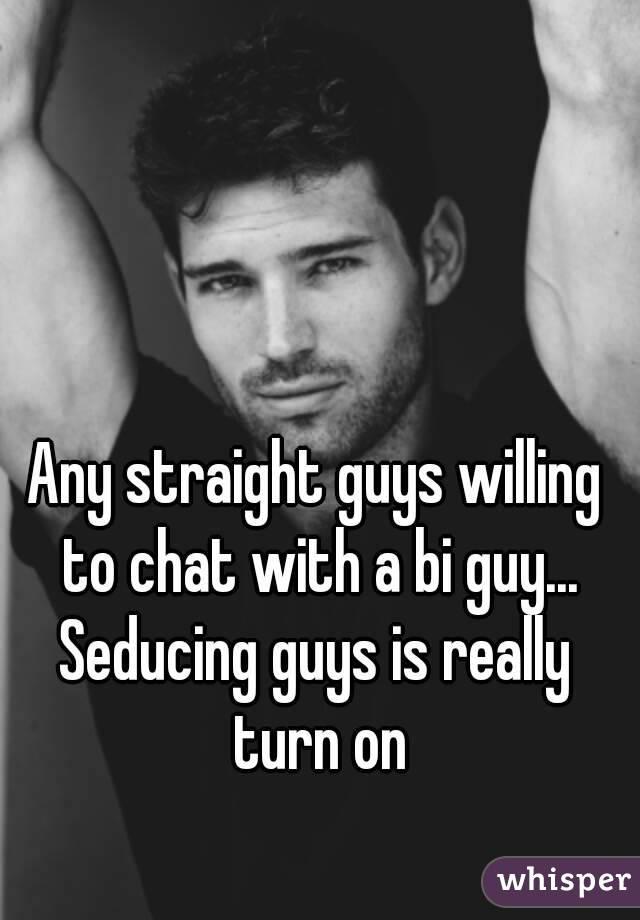 Bi Guy Chat