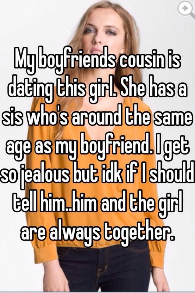 dating same age girl