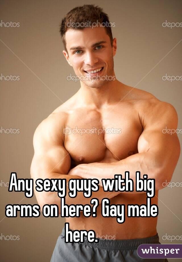 Big Sexy Gay Men