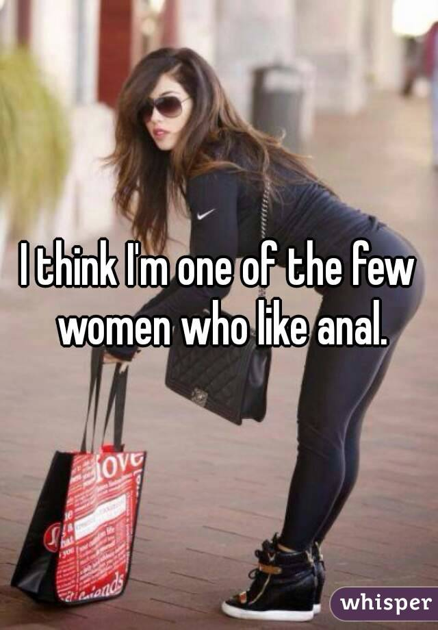 anal Women think about