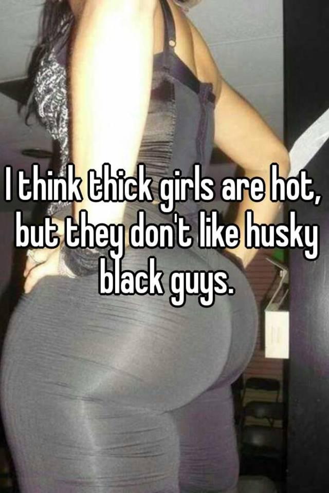 Hot girls black guys