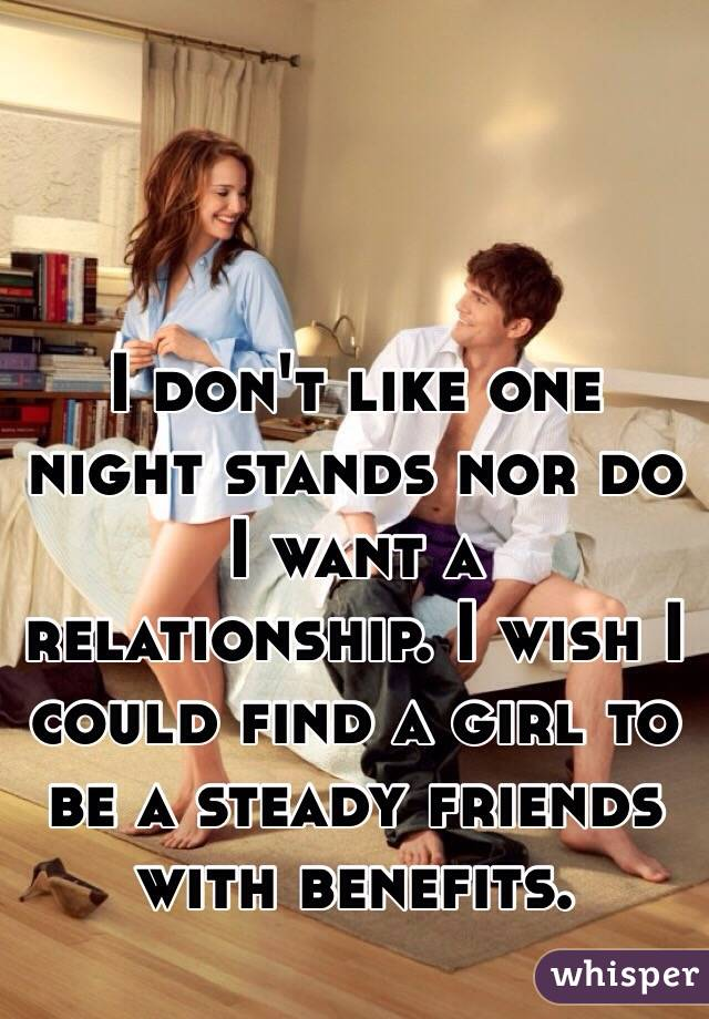 Find a girl for one night stand