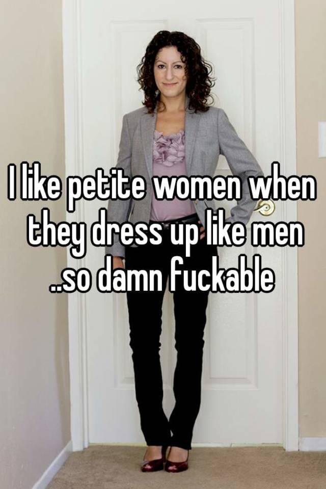 why men like petite women