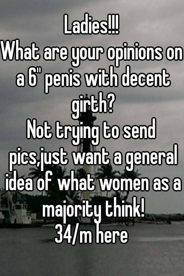 Women Penis Girth