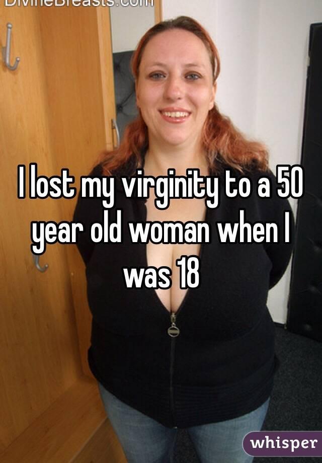 Older woment losing virginity