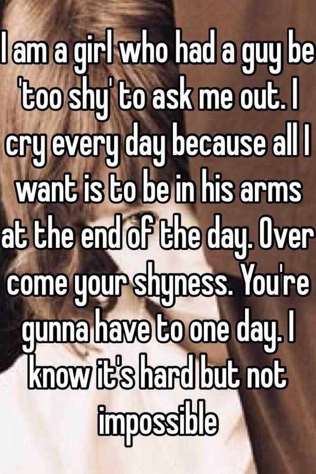 Why Am I So Shy Around Girls