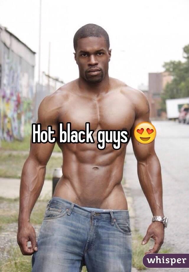 Hot black men images