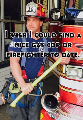 Gay firefighter dating