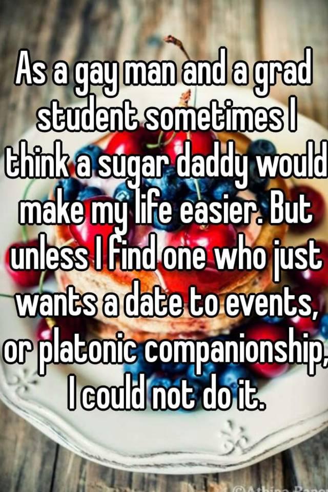 Platonic companionship