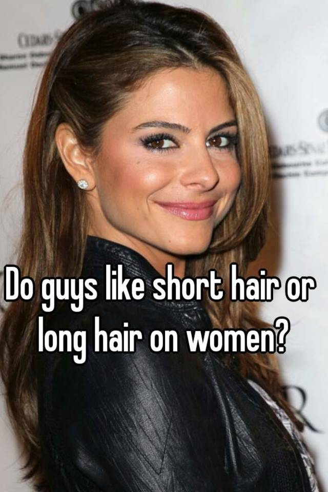 Do guys like long hair
