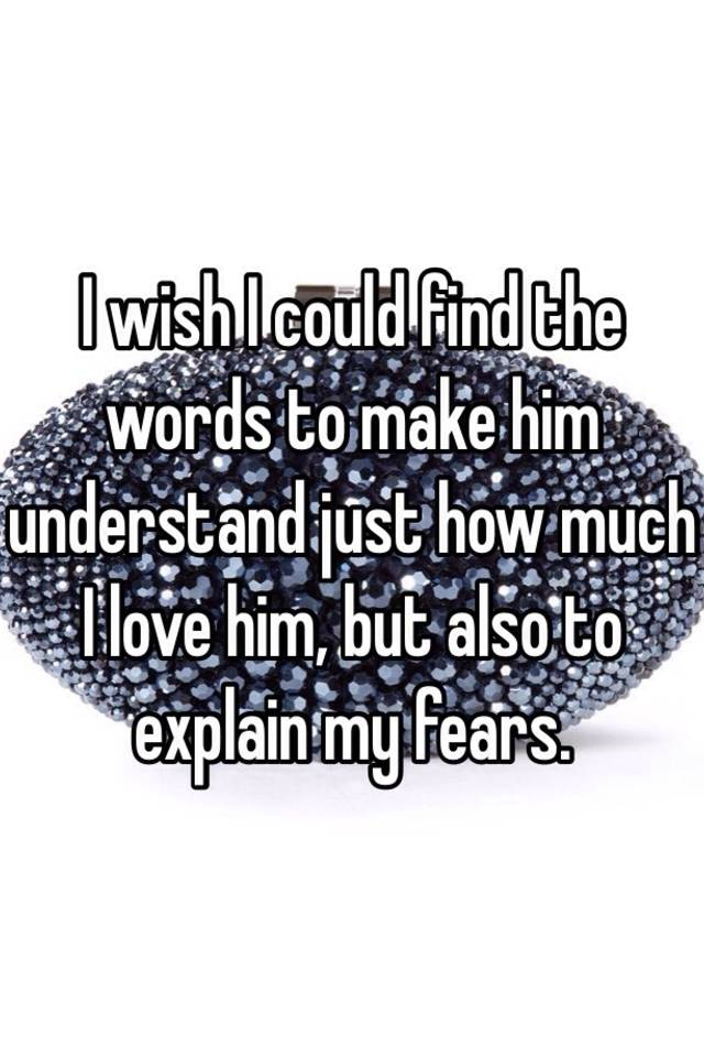 words to make him fall in love