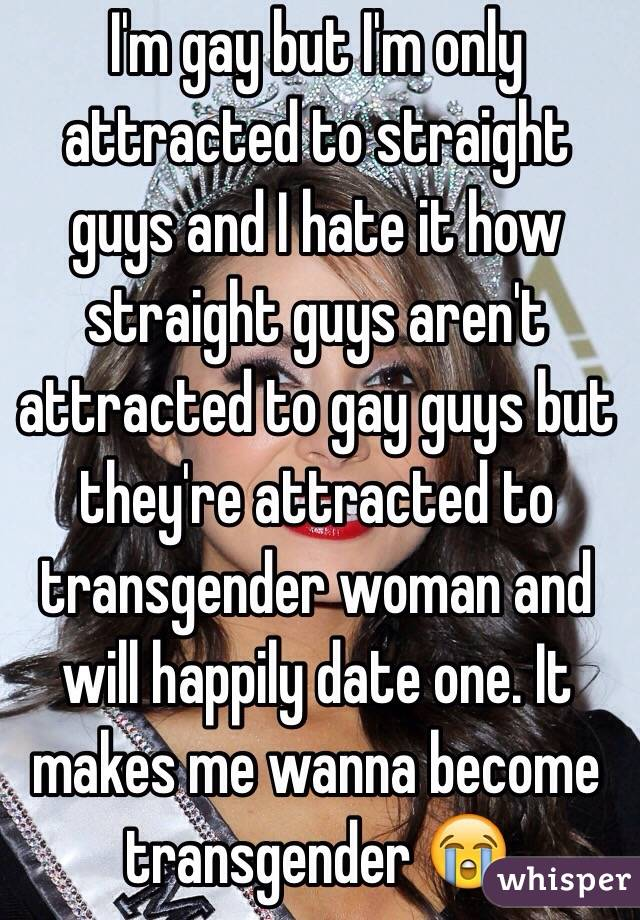 a woman but …. ImStraight to Attracted