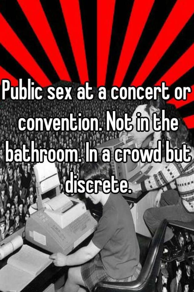 Discrete sex in