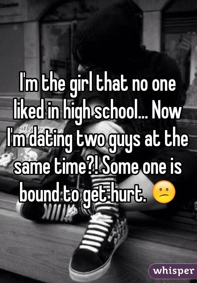 Guy dating more than one girl