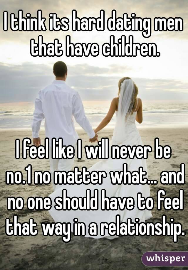 dating men with children