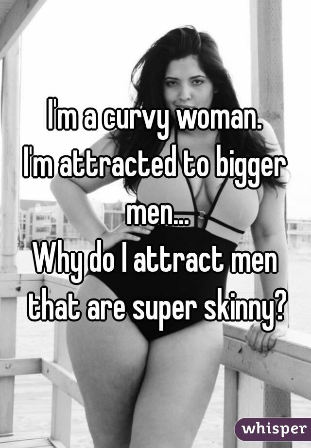 Men attracted to obese women