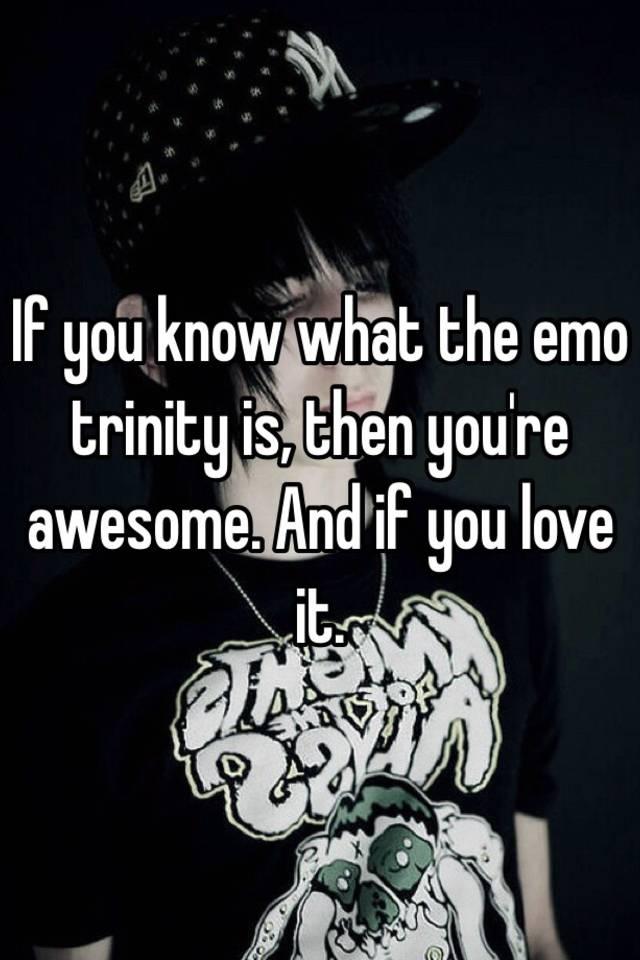 how do you know your emo