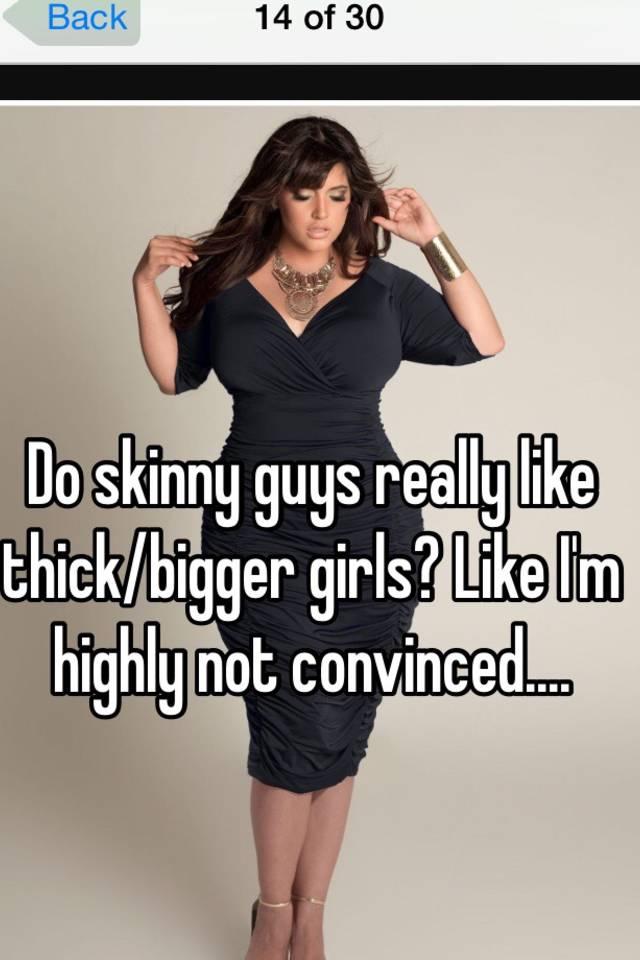 Guys who like chubby girls