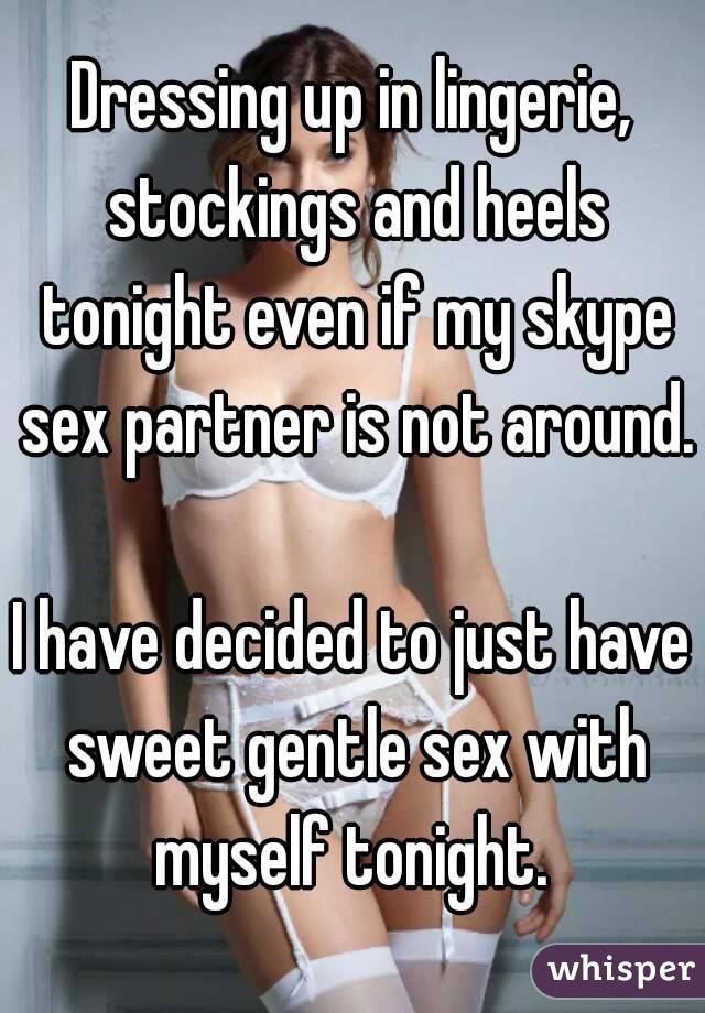 le sexe skype sexe intentions