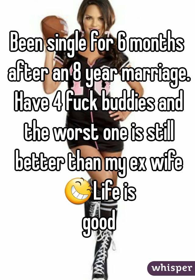 Fuck buddies for life
