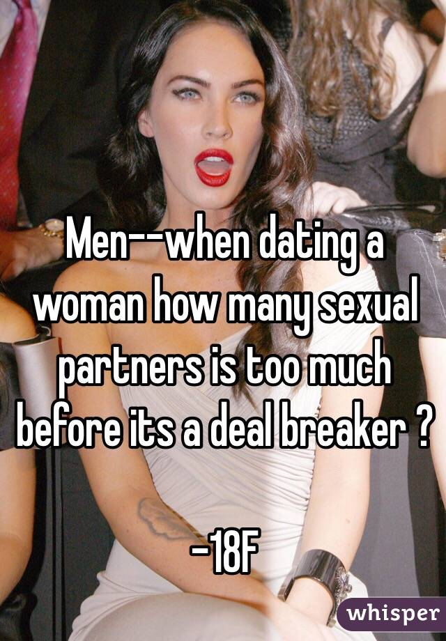 Too much sex for men
