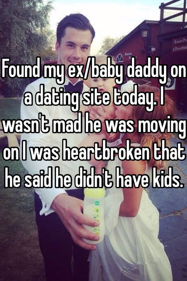 baby daddy dating site