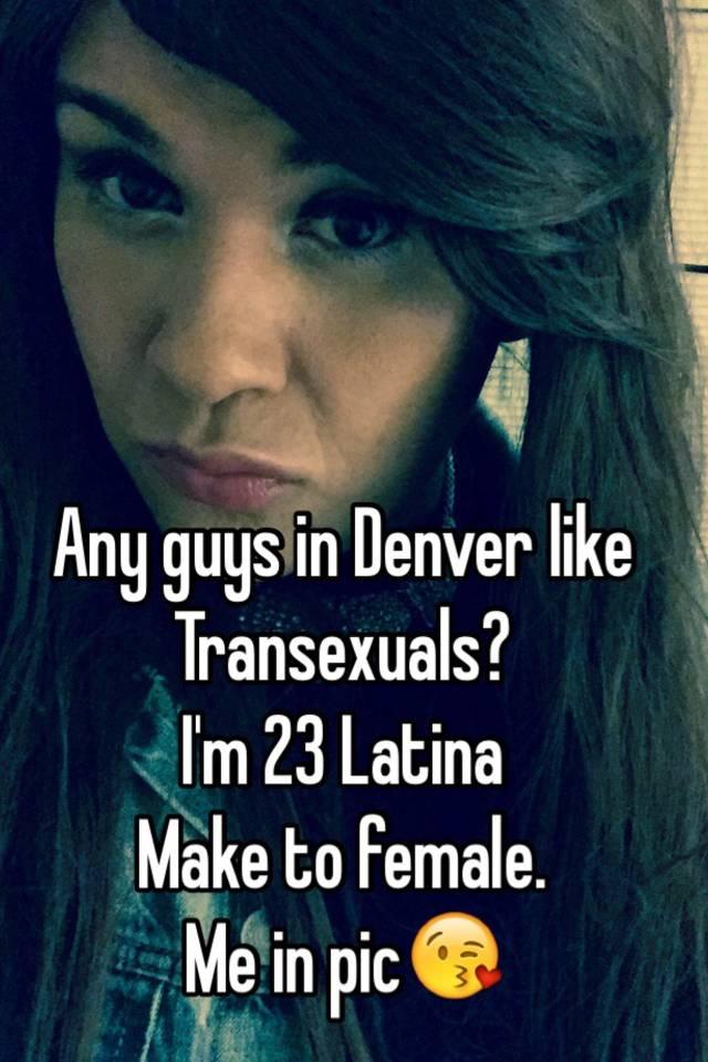 Denver transexuals