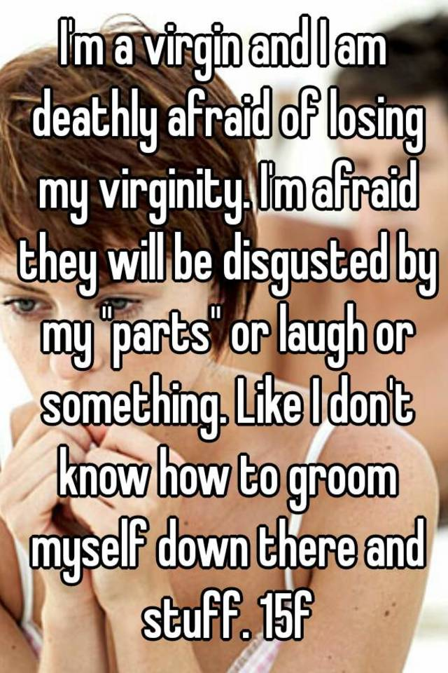 Why men dont like taking virginity