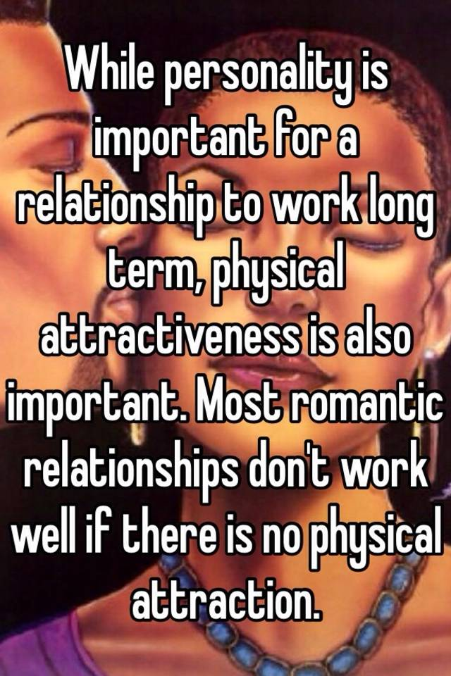 How does physical attraction work