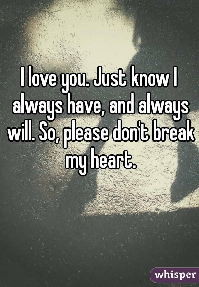Please dont break me part 2