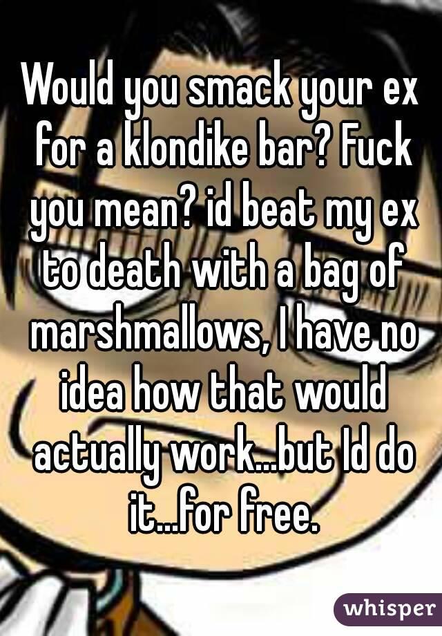 Fuck You Ex