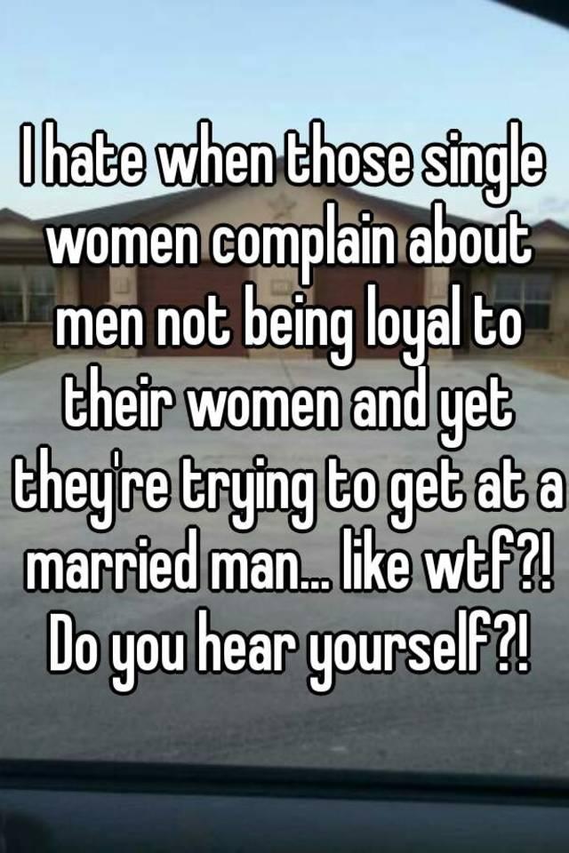 Like Men Why Single Women Married few tips
