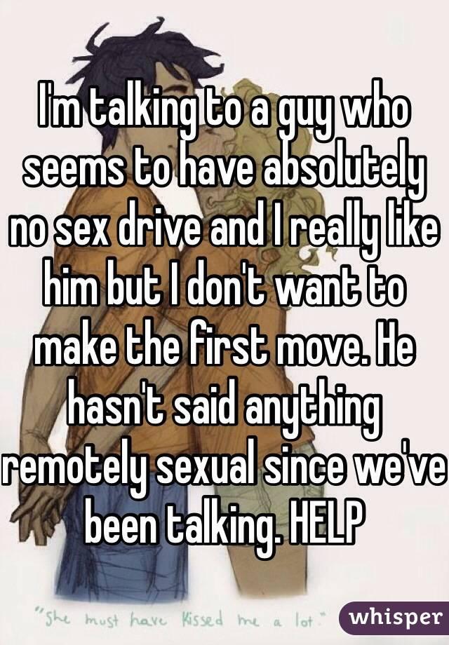 girl no sex drive