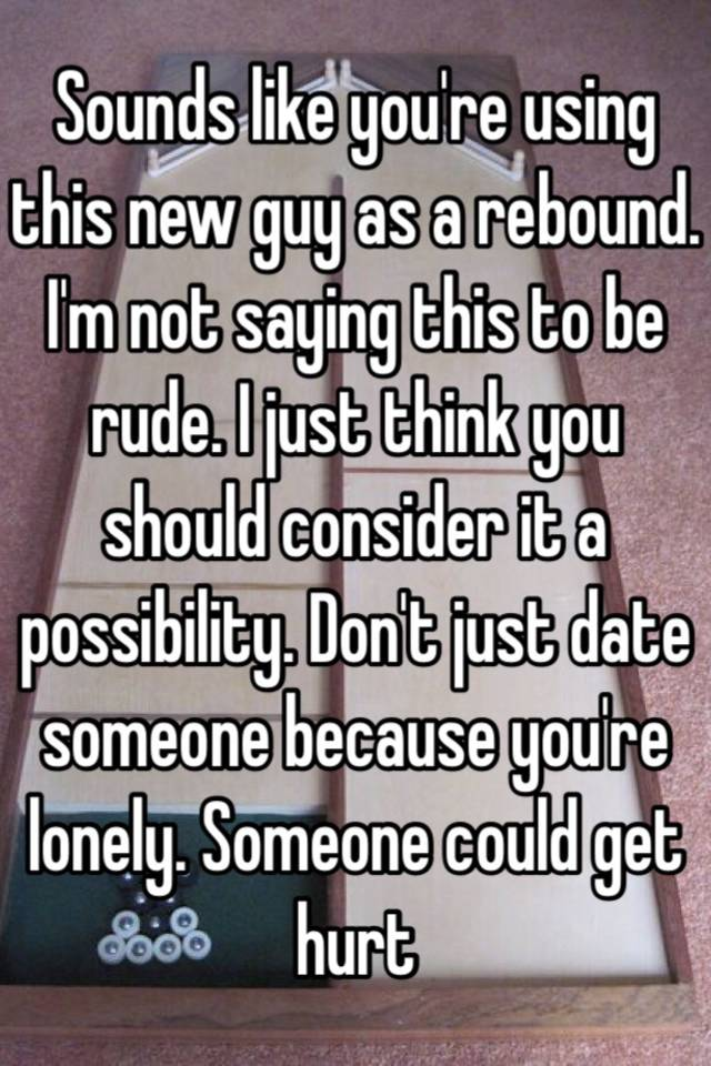 how to date a new guy