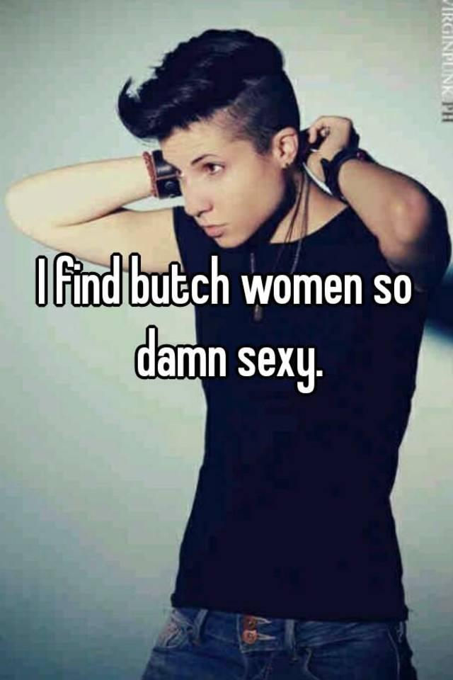 Sexy butch women