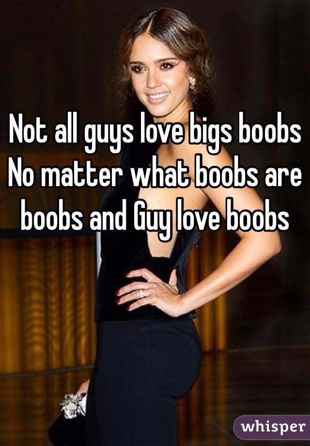 RAE: Guys love boobs
