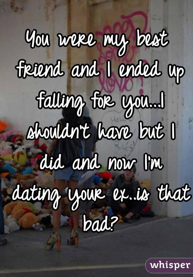 End up dating your best friend