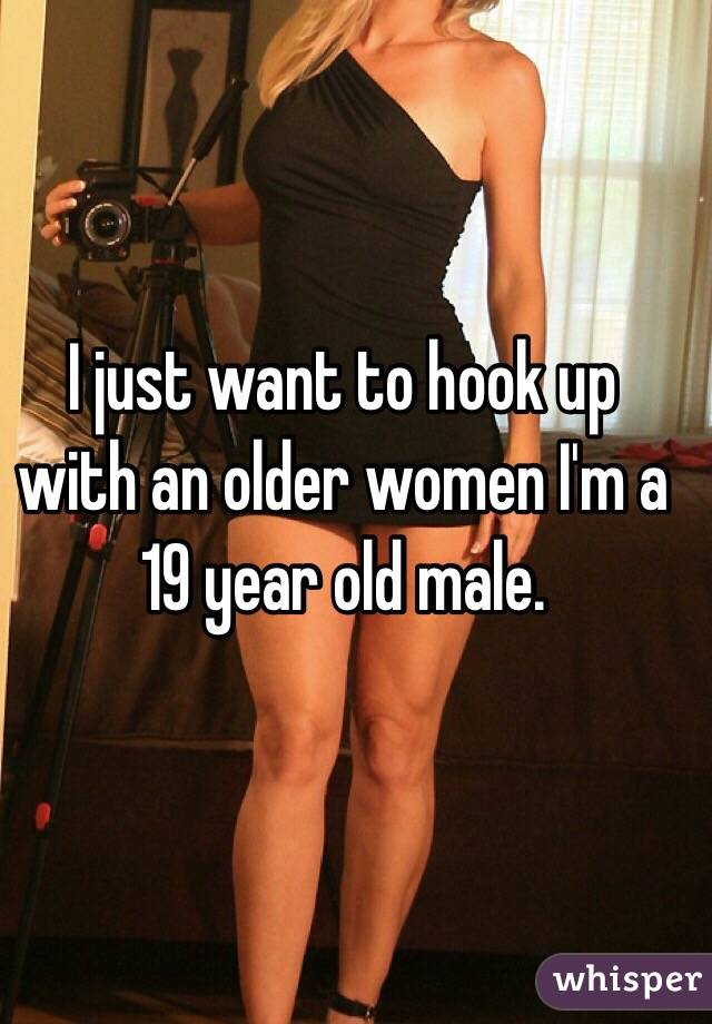 Mature woman hook up