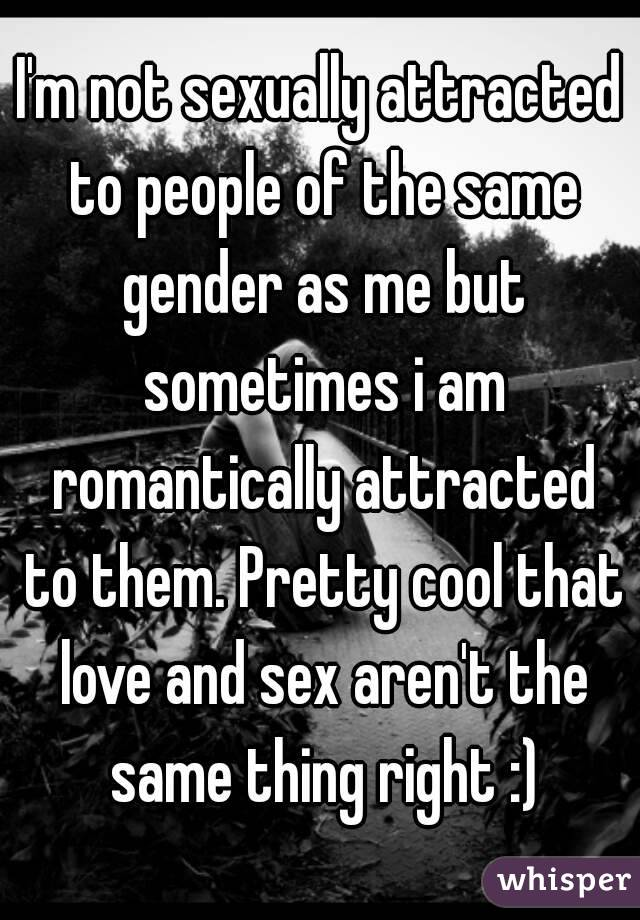 loving someone of the same gender
